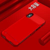 背夹充电宝电池苹果6超薄专用毫安7P8iphone7背夹式6plus6s便携通用手机壳大容量X无 iPhone X 通用