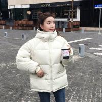 №【2019新款】2018新款外套韩版女学生ins面包服短款加厚宽松bf羽绒小