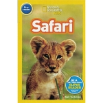 进口英文原版 National Geographic Readers: Safari