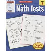Scholastic Success with Math Tests Grade 3 学乐成功系列 必赢数学测试题 考试