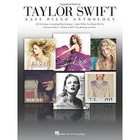 泰勒斯威夫特 钢琴选集 专辑 乐谱 Taylor Swift - Easy Piano Anthology