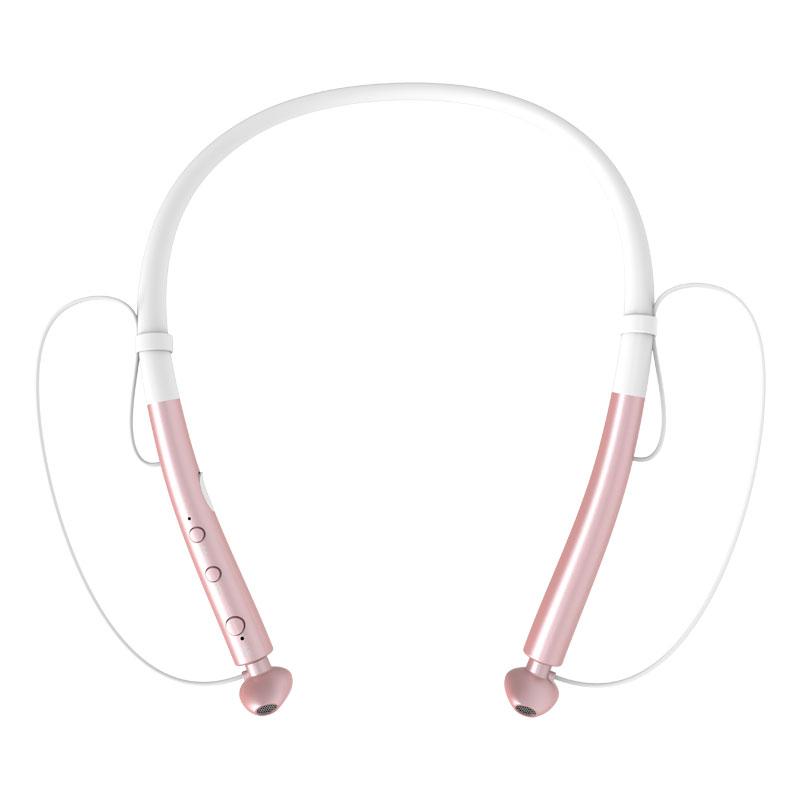 无线运动蓝牙耳机双耳跑步入耳式颈挂脖耳塞式头戴式7苹果X小米oppo华为荣耀vivo专用可接听电话超  标配 佩戴舒适磁吸耳塞设计手机通用