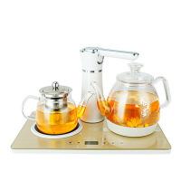 自动上水壶电热水壶玻璃抽水烧水保温泡茶电茶壶套装