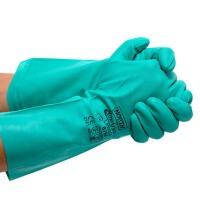洗碗清洁家务植绒衬里手套防水吸汗洗衣家务防护手套