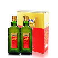 [当当自营]BETIS贝蒂斯 特级初榨橄榄油750mL*2 礼盒装