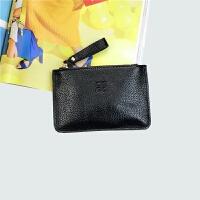 便携迷你零钱包硬币包新款女士钱包拉链短款小卡包时尚小零钱包简约钥匙mini包包实用潮