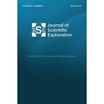 【预订】Journal of Scientific Exploration 33: 4 Winter 2019 978