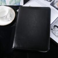 记事本商务 万用手册带计算器 拉链 A5活页本 多功能笔记本