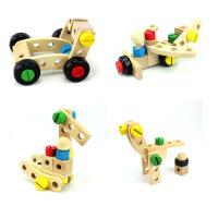 拼装螺丝螺母组合玩具宝宝组装飞机车模型儿童早教益智玩具