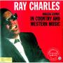 现货 [中图音像]【黑胶】雷・查尔斯 在西部原野 1LP Modern Sounds in Country and Western Music, Vol. 1