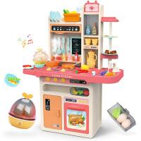 超大号儿童过家家厨房玩具套装组合女孩男孩宝宝煮饭做饭仿真厨具