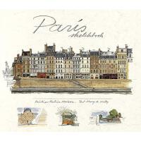 Paris Sketchbook 9789814068123