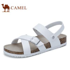 camel骆驼男鞋 户外休闲鞋  春季新款男凉鞋日常休闲凉拖鞋