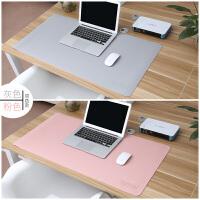 鼠标垫超大大号桌垫电脑垫键盘垫办公写字台桌面垫子加厚可定制皮质可爱女生书桌垫学生学习桌面皮革垫子 1300x650mm