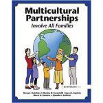 【预订】Multicultural Partnerships 9781138143630
