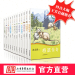 沈石溪十二生肖动物小说