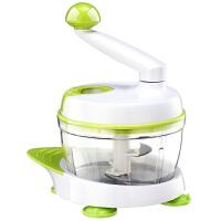 【当当自营】 美之扣手动绞肉机多功能切菜器 绿色1.5L(1-3人用)