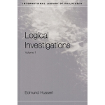 【预订】Logical Investigations Volume 1