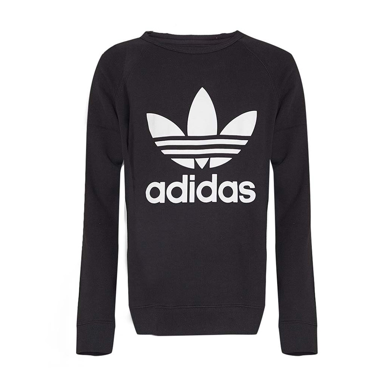 Adidas阿迪达斯  三叶草男子运动休闲卫衣套头衫  AY7791  现三叶草男子运动休闲卫衣套头衫