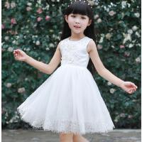 连衣裙夏装中大童背心裙儿新款童装女童童裙子公主裙  可礼品卡支付