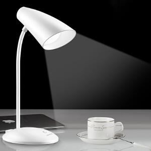 台灯 LED充电小台灯护眼学习书桌USB大学生阅读卧室床头宿舍节能灯创意灯具