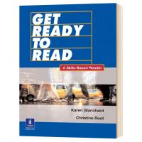 准备阅读 英文原版 Get Ready to Read A Skills-Based Reader