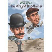 【现货】英文原版 Who Were the Wright Brothers? 名人传记 who was/is认知系列