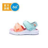 【大牌日�B券�A估�r:73.6】361度童鞋 女童沙��鲂� 小童鞋 2020年夏季新品女童鞋透��鲂��和��鲂�女童�鲂� K