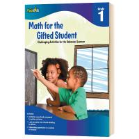 天才学生数学练习册一年级 Math for the Gifted Student Grade 1 英文原版 英文版 Fl
