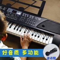 金色年代61键1-3-10岁儿童电子琴初学者玩具乐器新款