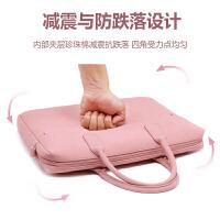 苹果电脑包13.3寸air手提笔记本包女macbookpro联想小新潮7000 14小米12.5戴尔 +同款电源包