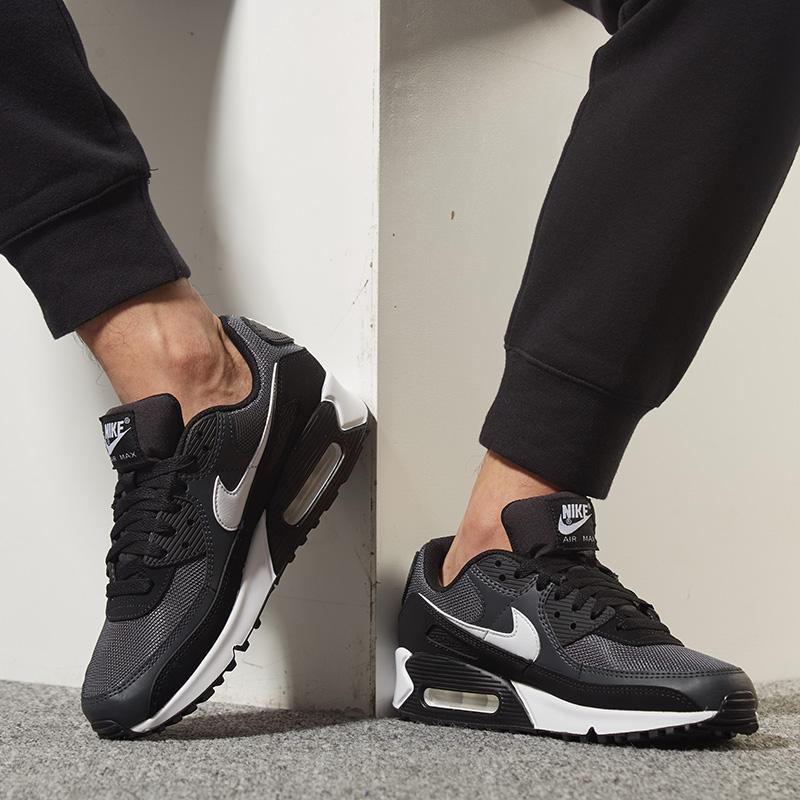 NIKE耐克男鞋AIR MAX 90运动鞋气垫跑步鞋CN8490-002 AIR MAX 90运动鞋气垫跑步鞋
