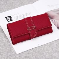 女生钱包长款 新款女式钱包 大容量手机零钱袋手拿包 多卡位长款女士钱包
