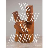 正版 100 Sculptors of Tomorrow 位明日雕塑家 英文原版 英文原版