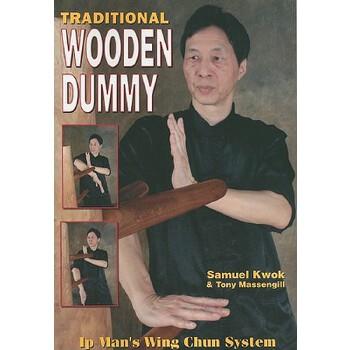 【预订】Traditional Wooden Dummy: Ip Man's Wing Chun System 预订商品,需要1-3个月发货,非质量问题不接受退换货。