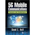 【预订】5G Mobile Communications 9781498751551