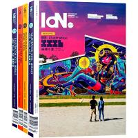 香港 IdN 杂志 繁体中文版 IDN idn 订阅2021年 D22 广告平面设计创意杂志