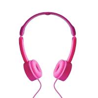 儿童耳机头戴式耳麦学英语保护听力便携线控带话筒专用