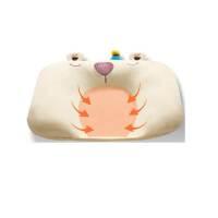 防汗加厚荞麦皮婴儿枕头0-1-2岁纠正偏头定型枕新生的儿头部定。