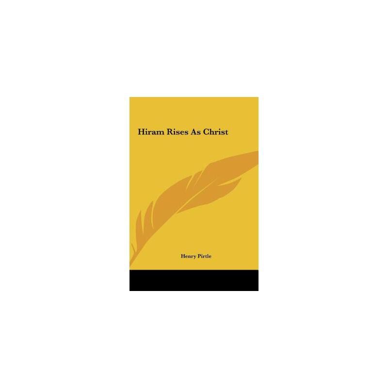 【预订】Hiram Rises as Christ 预订商品,需要1-3个月发货,非质量问题不接受退换货。