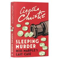 Miss Marple Sleeping Murder 阿加莎系列 马普尔小姐探案第二季 沉睡的谋杀案 英文原版 神秘的