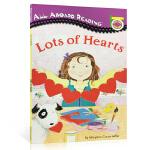 顺丰发货 All Aboard Reading Picture Reader Lots of Hearts 汪培�E推荐