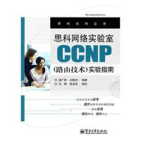 【二手旧书8成新】思科网络实验室CP(路由技术)实验指南 梁广民 9787121160714 电子工业出版社