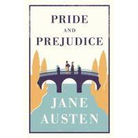 英文原版 傲慢与偏见 简・奥斯汀 Alma经典文学 Pride and Prejudice (Alma Classics
