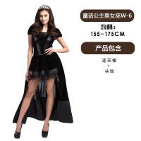万圣节服装cosplay女巫婆服蝙蝠海盗吸血鬼公主裙派对演出服