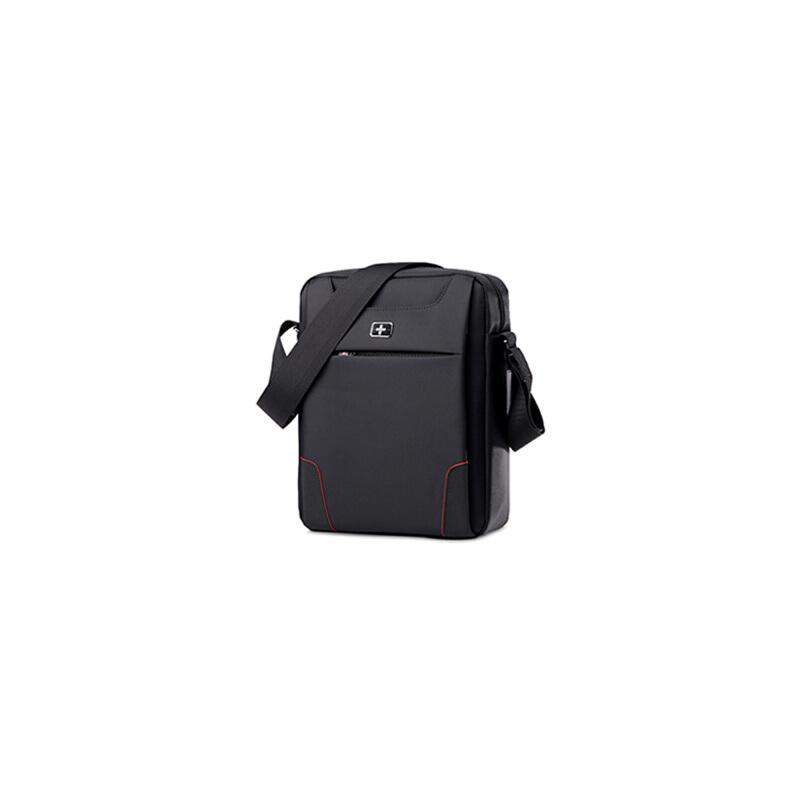 瑞士军刀单肩包男休闲男包男土包包男士斜包单肩包斜挎包挎包小 黑色(卡包) 发货周期:一般在付款后2-90天左右发货,具体发货时间请以与客服协商的时间为准