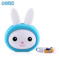 【儿童节特惠价,5.17~5.21日】知识花园故事机 A16糖果兔早教机投影 婴幼儿智能玩具可充电下载