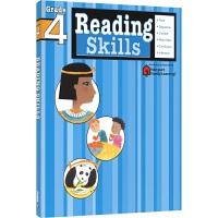 Harcourt Family Learning Reading Skills 哈考特阅读技巧 小学四年级 阅读理解 国