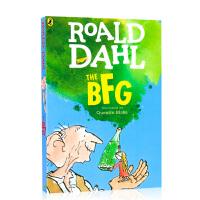 【满300-100】进口英文原版 Roald Dahl:The BFG 好心眼儿巨人/圆梦巨人电影原著 罗尔德达尔系列