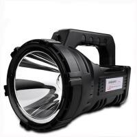 户外探照灯远程可充电手提灯远射400米家用巡逻手电筒